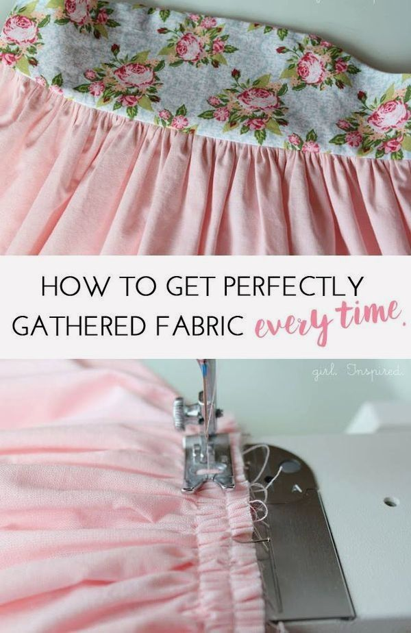 sewing projects   – For beginner