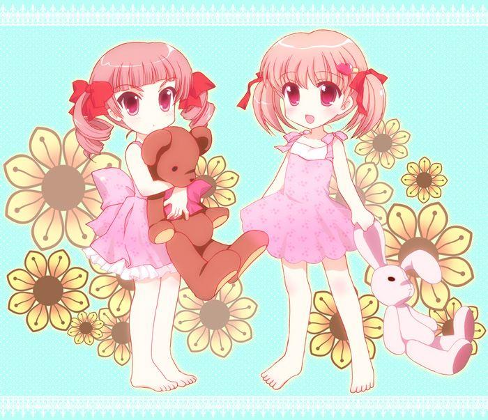 Anime Baby Twins Cute Cartoon Babies 21131wall.png | CUTE ...