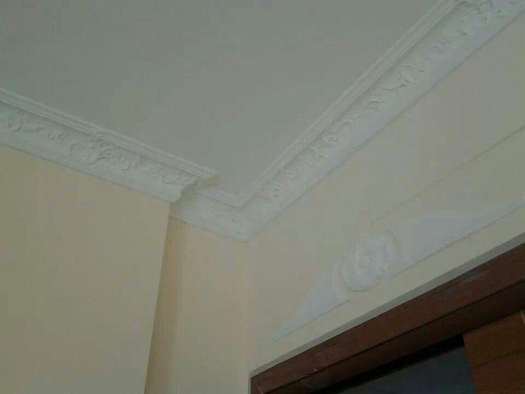 Cornice soffitto