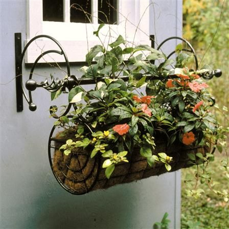 Are You Interested In Our Garden Planter Flower Basket? With Our Steel  Planter You Need Look No Further.