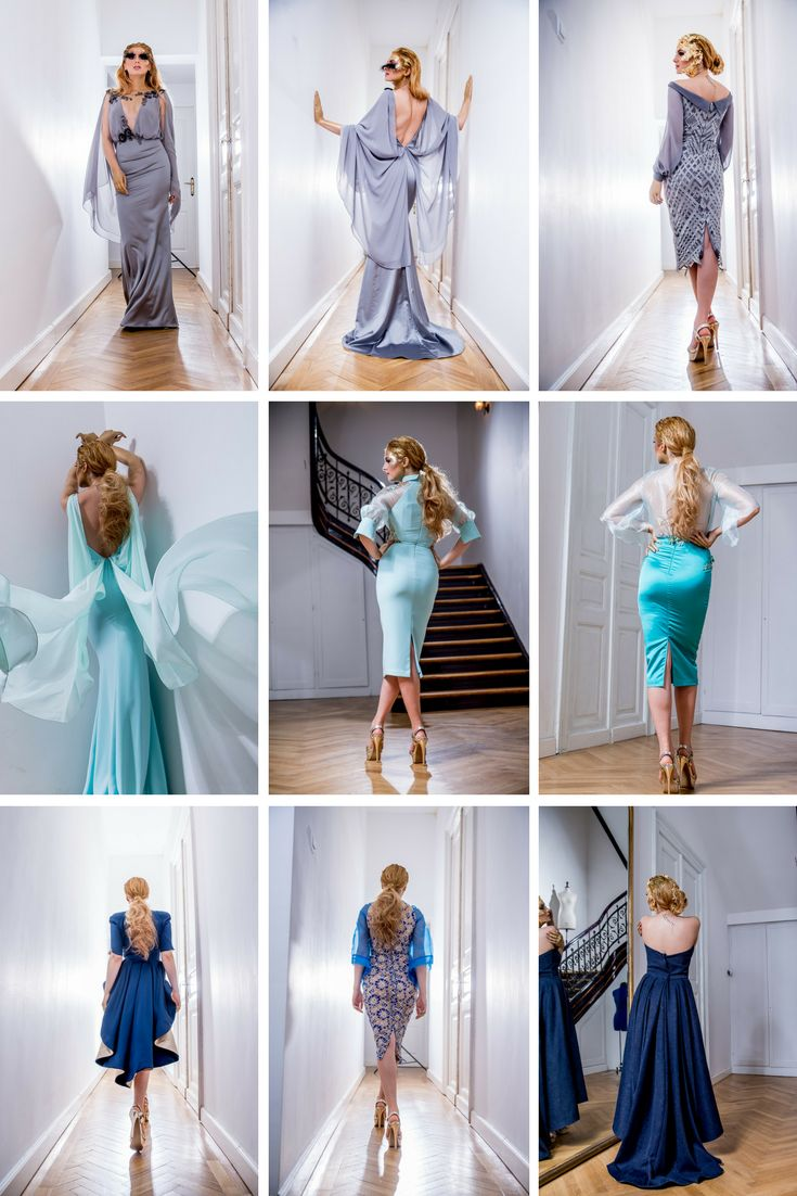 Stylish Cocktail & Evening Dresses created by Fashion by Laina. See more at www.fashionbylaina.eu