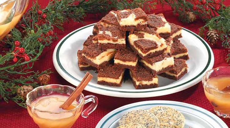 If you make these once, be prepared to make them every year. These tempting bars are so rich and delicious we had to make an extra pan; our photo shoot batch disappeared before we could photograph it.