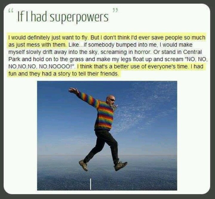 super powers essay