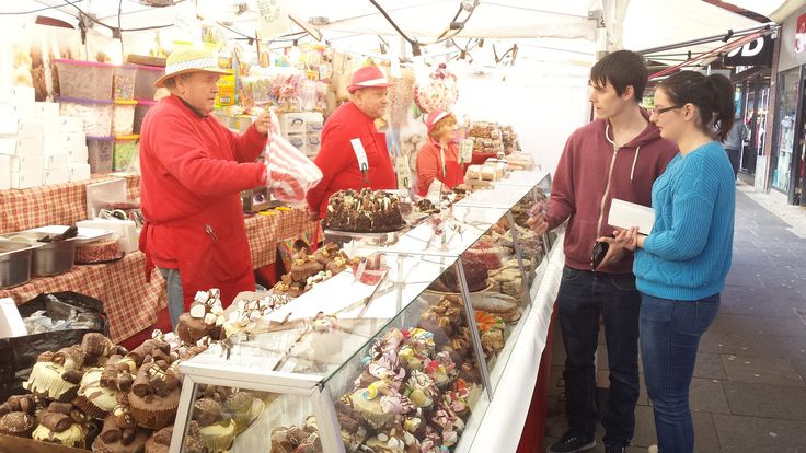 The Gingerbread House....Market Place returns to Kilmarnock for another great 4 day Continental Market! Thursday 28th - Sunday 31st May 2015
