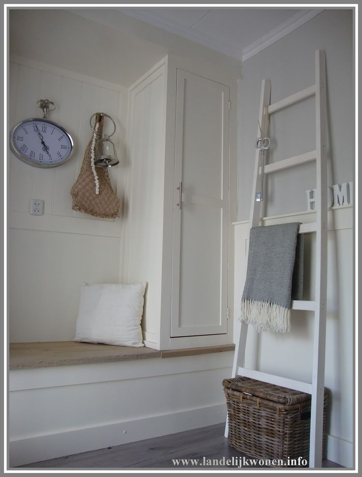 Meer dan 1000 idee n over decoratieve ladders op pinterest ladders houten ladders en deken ladder - Huis trap decoratie ...