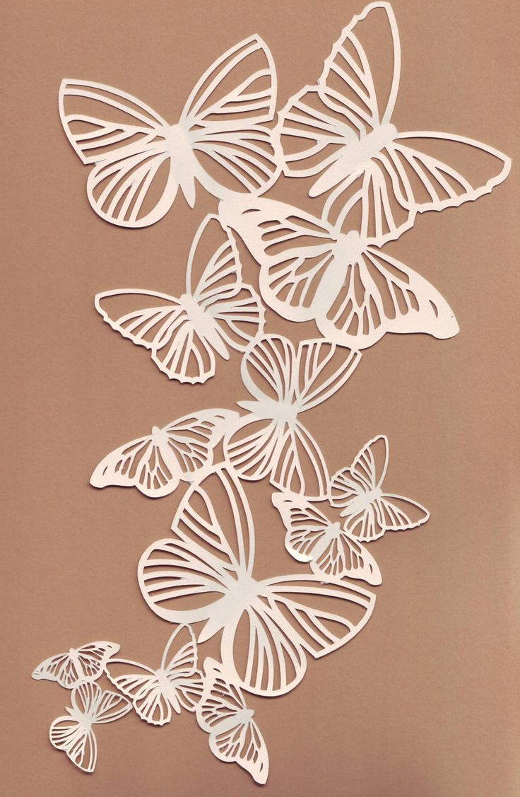butterfly paper cut out template - 578 best artwork collage paper cut images on pinterest