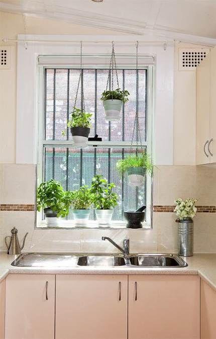 Best Kitchen Sink Window Sill Decor 63 Ideas Kitchen In 640 x 480