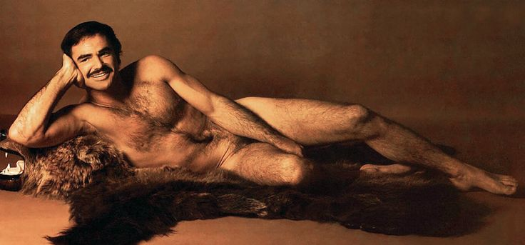 April 1972 Remember this? Burt Reynolds in Cosmopolitan.