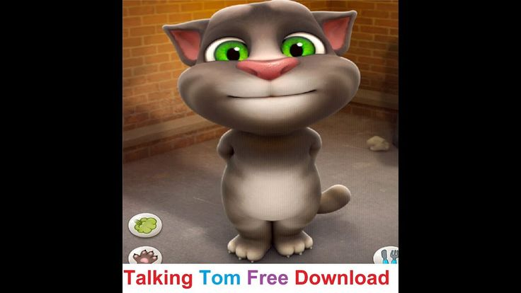 My Talking Tom Game | Free Download for Mobile Phone or PC..||