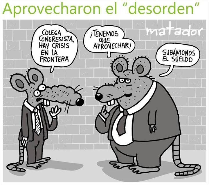Septiembre de 2015 - Matador - Caricaturista