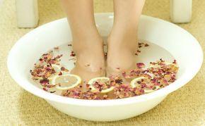 5 koupelí, které vás navždy zbaví zápachu nohou – znetu.net