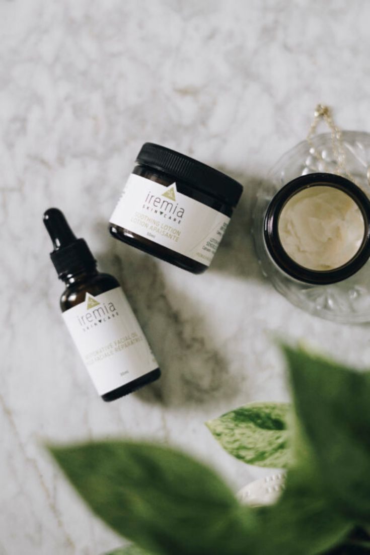 Iremia Skincare Canadian Products Iremia Skincare Is A Small