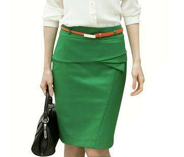 falda verde - Buscar con Google