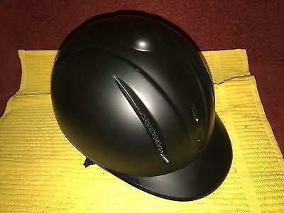 AEGIS SEI Model K-1  Horse Riding Helmet Size S/M  Adjustable back of head wheel