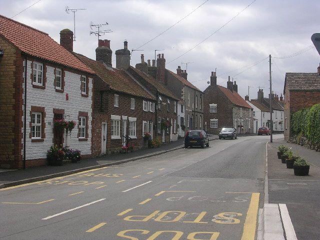 Muston, Yorkshire.