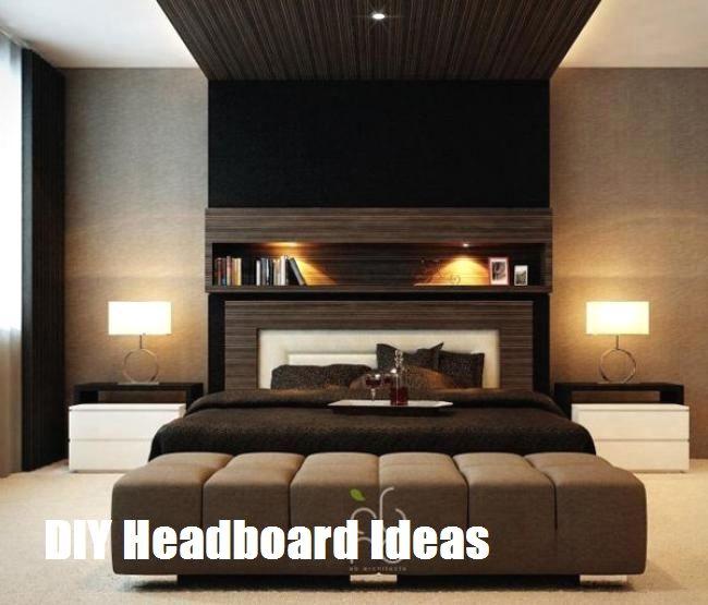 Make Your Own Headboard Diy Headboard Ideas Modern Master