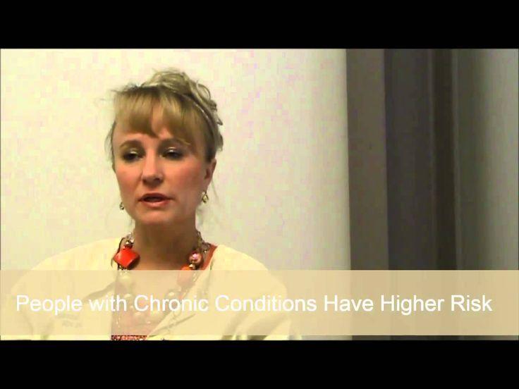 Prevention Specialist Amanda Thornton Discusses Pneumonia (+playlist)
