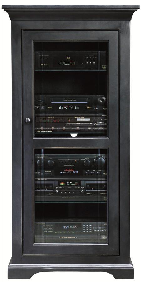 Savannah Glass Door Audio Tower Furniture Pinterest