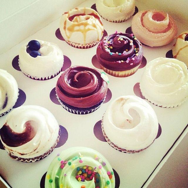 CupCake - Magnolia bakery