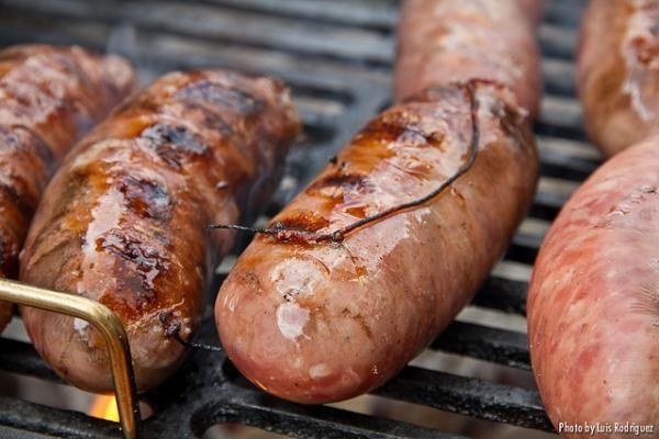 Receta de Chorizos parrilleros - 9 pasos (con imágenes)