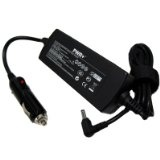 Pwr+ Car Charger for Fujitsu Mini Ui 3520 Ui3520 / Lg X110 X120 X130 / Lenovo Ideapad Netbook Tablet S10-3 0647-2fu ; S10-3t 0651-37u S10-3t 0651-7hu S10-3t 0651-85u ; 40 Watt Dc Adapter Laptop Battery Charger Notebook Power Supply Cord Netbook Auto Plug Black (Electronics)  #Techno