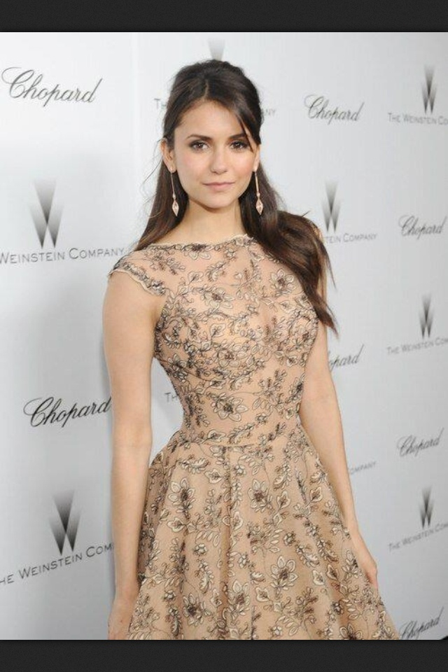Rock that dress Nina!! Love ya!