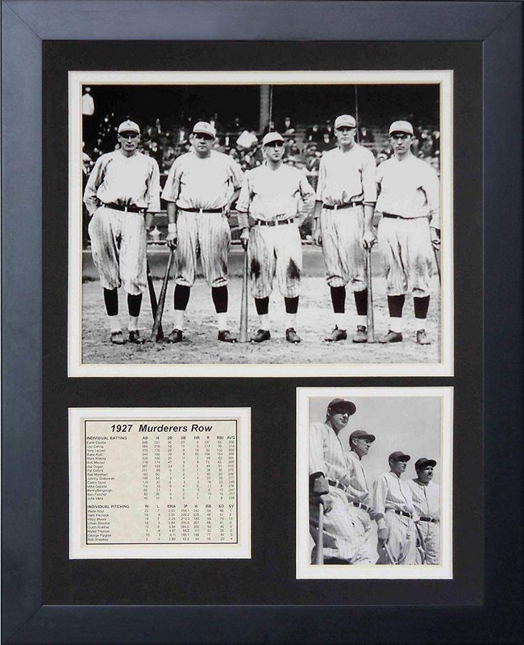 low priced 5153e 2ba3b Amazon.com : Legends Never Die 1927 New York Yankees ...
