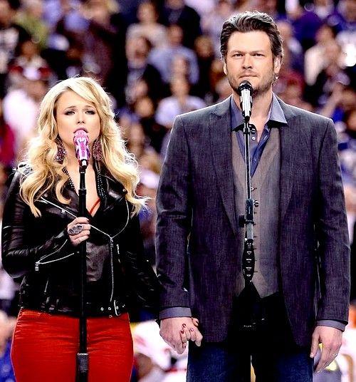 Miranda & Blake <3 Such a beautiful couple.