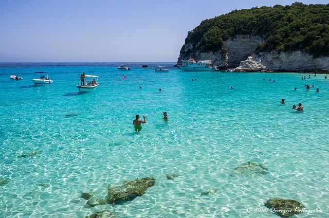 Antipaxoi III by Dionysis K, via Flickr --- this place looks like heaven!