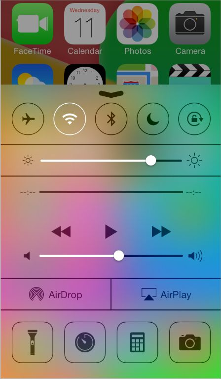 On the Creative Market Blog - 4 Must Read Tips If You're Designing for iOS 7