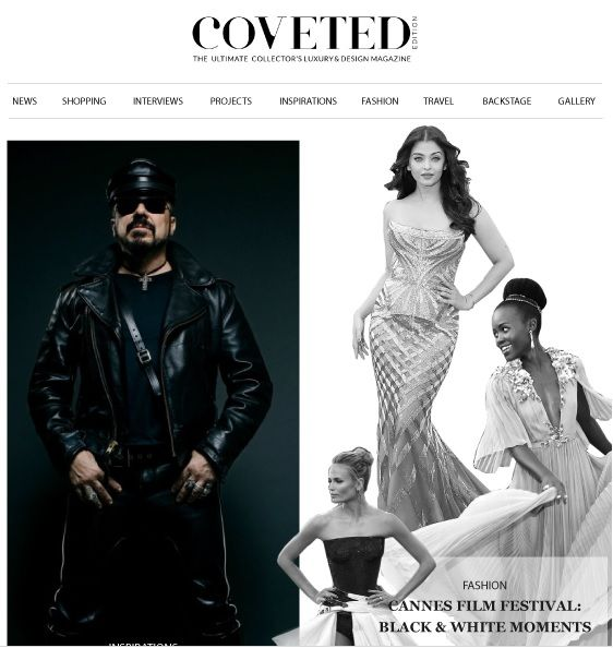 Check out our latest newsletter! Covet Edition magazine is one of the best lifestyle and design magazines.  Don't miss the next ones: http://goo.gl/uzNlJA  #CovetEdition #coveted #luxurymagazine #interiordesignmagazine #luxurylifestyle