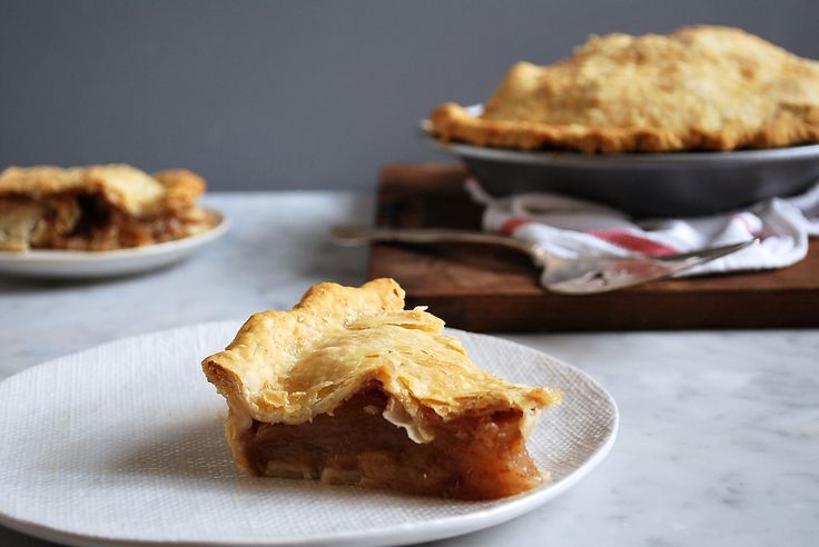 Flourish: Perfect Apple Pie