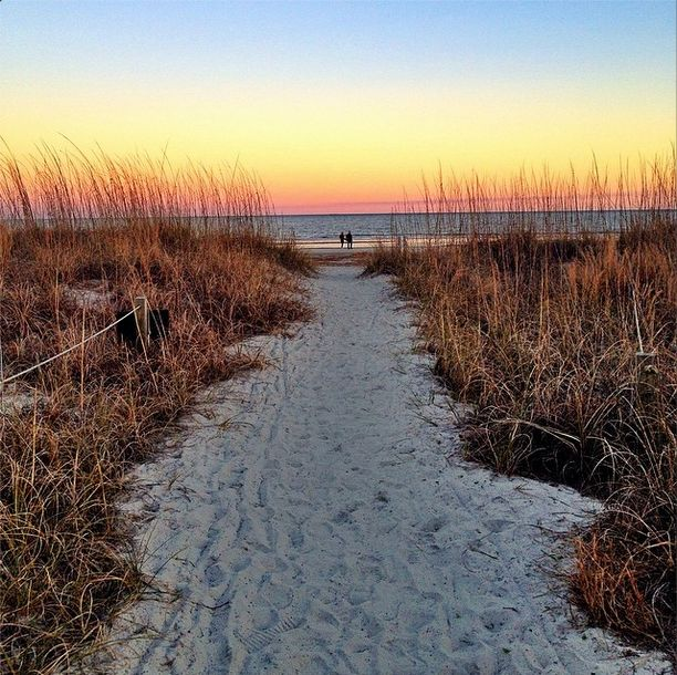 A slice of heaven in Hilton Head Island, South Carolina.