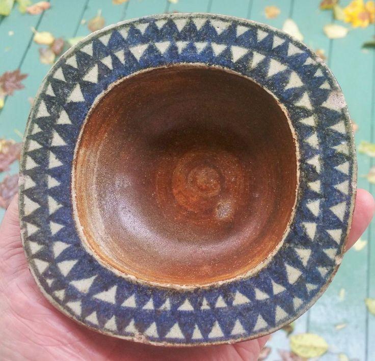 Dagny Hald Soon Norway mid century danish scandinavian modern studio art pottery