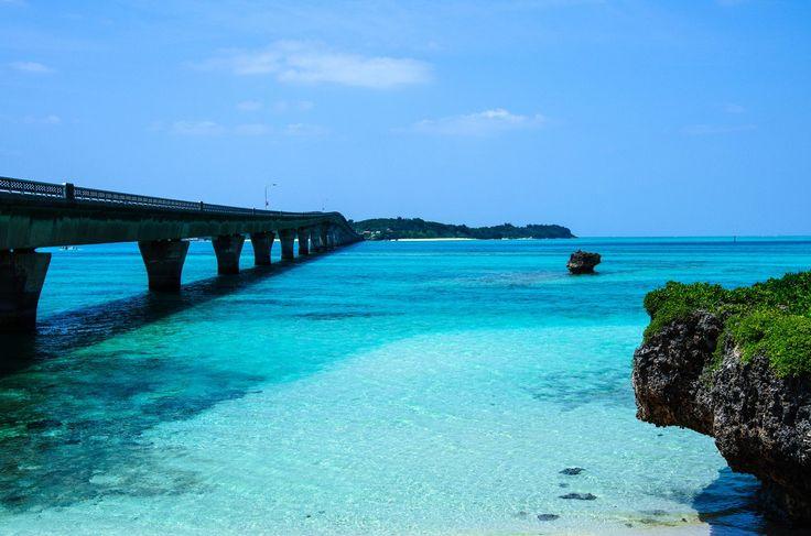 宮古島 日本 享受陽光海灘 治癒心靈之地