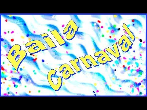 Baila Carnaval - Canzoni per bambini - Baby cartoons - Baby music songs - YouTube