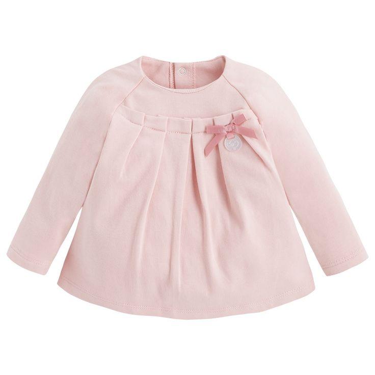 Mayoral Kız Bebek Uzun Kol T-shirt | Mayoral Kız Bebek Uzun Kol T-shirt,Mayoral Kız Tişört,Mayoral Kız Bebek Polo Yaka Tişört