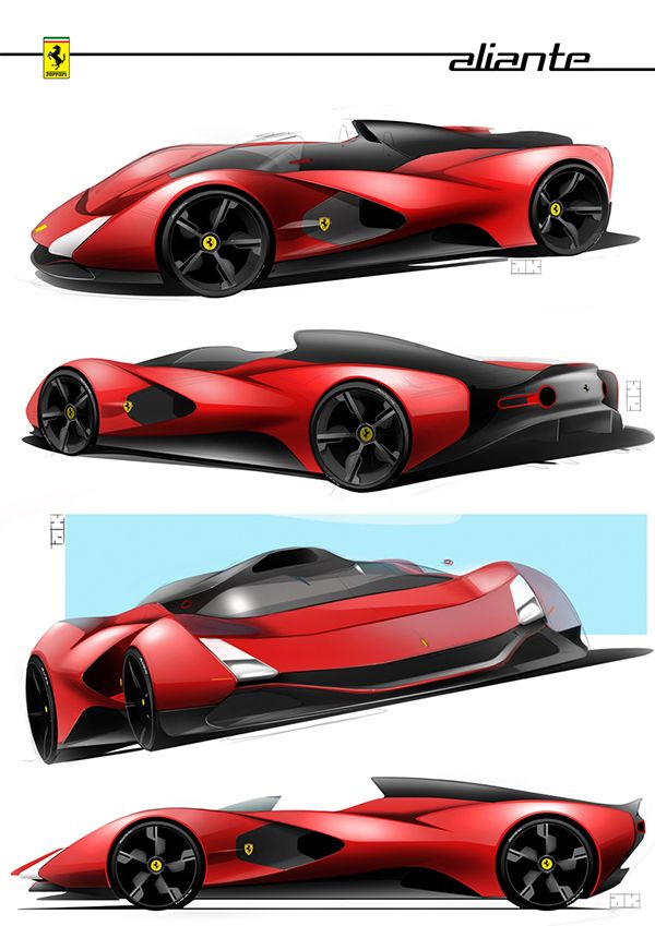 https://www.behance.net/gallery/2499567/Ferrari-Aliante