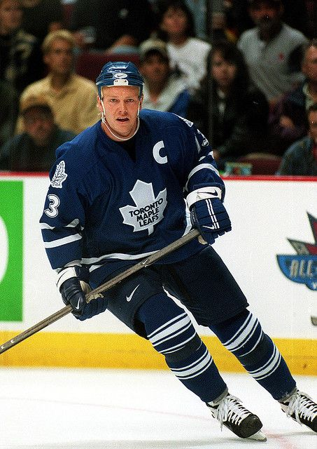 Mats Sundin. My favourite hockey player to ever skate. Ever. I miss him so much.