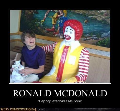 RONALD MCDONALD | Funny | Funny, Funny memes, Mcdonalds funny