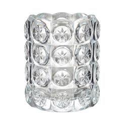 FLEST Κηροπήγιο για κερί ρεσώ, διαφανές γυαλί, 502.482.87 IKEA Greece