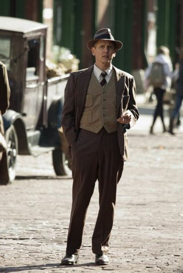 Barry Pepper as Bill Wilson, When Love Is Not Enough: The Lois Wilson Story (2010)