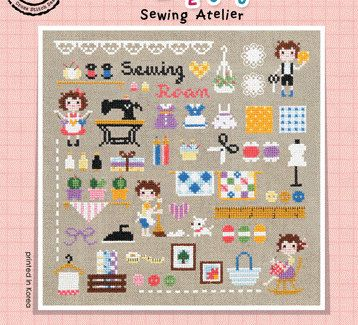 Modern cross stitch patterns cross stitch charts and by sewsewnsew