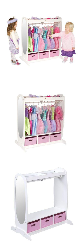 Cheap dress up storage unit