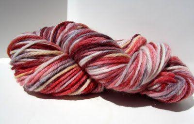 Maiya knits: Kool Aid Popsicle Dyeing