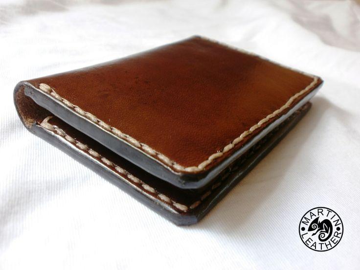 Kožená mini peňaženka na karty za 38€ | Jaspravim.sk