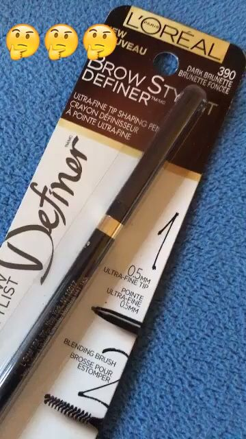Brow Stylist Definer by L'Oreal #21