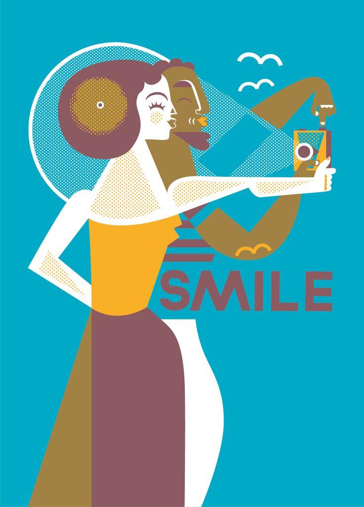 SMILE+–+sitodruk