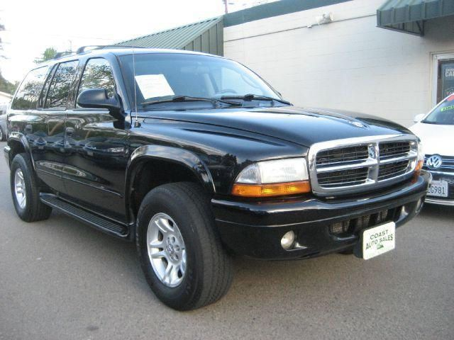 2003 Dodge Durango, 145,479 miles, $4,995.
