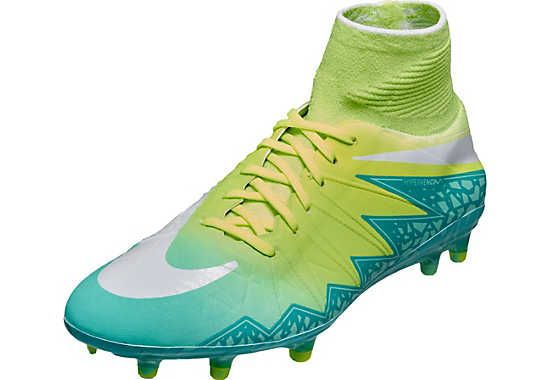 Women s Nike Hypervenom Phantom II Radiant Reveal Pack. At SoccerPro ... 9508e9250939